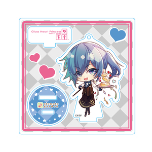 ちびキャラアクリルスタンド2017_042 Glass Heart Princess 烏丸幸斗