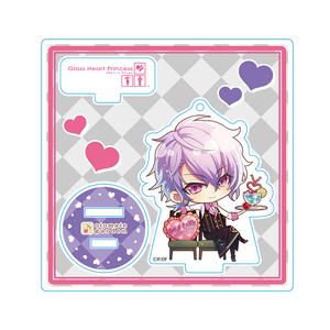 ちびキャラアクリルスタンド2017_045 Glass Heart Princess 道明寺 凱