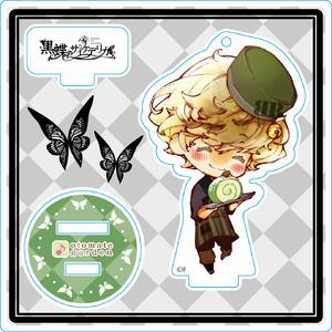 ちびキャラアクリルスタンド2017_055 黒蝶のサイケデリカ 鉤翅