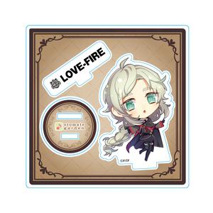LOVE FIRE!! ちびキャラアクリルスタンド2020 _163   イル(幻奏喫茶アンシャンテ)