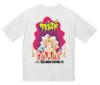 FUJIROCK × tricot T-shirt WHITE