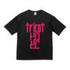 FUJIROCK × tricot T-shirt BLACK